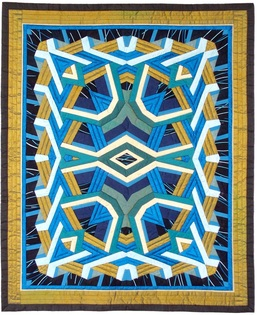 All That Glitters Crystal Quilt Pattern